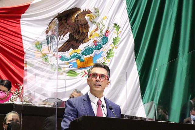 07/04/2021 Tribuna Diputado Sergio Mayer Bretón