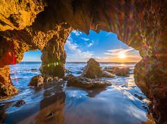 El Matador State Beach Sunset Landscape Seascape Ocean Art! 45EPIC Elliot McGucken Fine Art Landscape Nature Photography! Master Medium Format Fine Art Photographer! Fujifilm GFX 100 & Fujifilm FUJINON Lens!