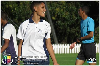WBHS Soccer: U17A vs Greenwoods U16A