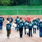 2001 Meisterschaftsvorbereitung