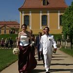 2005 Hochzeit Anja+Mario