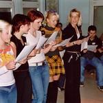 2003 Weihachtsfeier