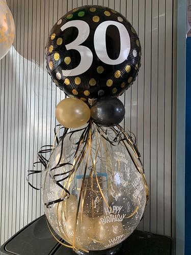 Cadeauballon Verjaardag 30 Jaar