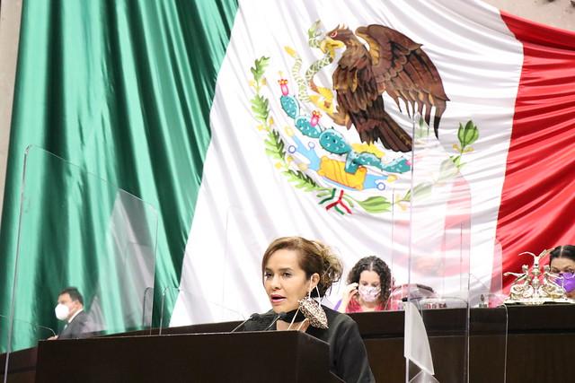 08/04/2021 Tribuna Diputada Paola Tenorio