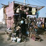 At the Bazaar  (Pentax 645Mii / MF Pro400H)