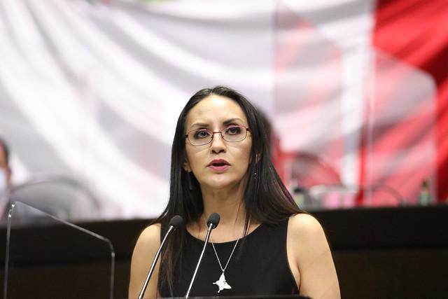 08/04/2021 Tribuna Diputada Laura Imelda Pérez Segura