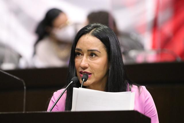 08/04/2021 Tribuna Diputada Karla Almazán
