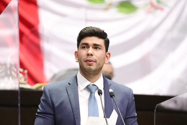 08/04/2021 Tribuna Diputado Sebastián Aguilera Brenes