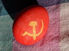 Hammer & Sickle Egg