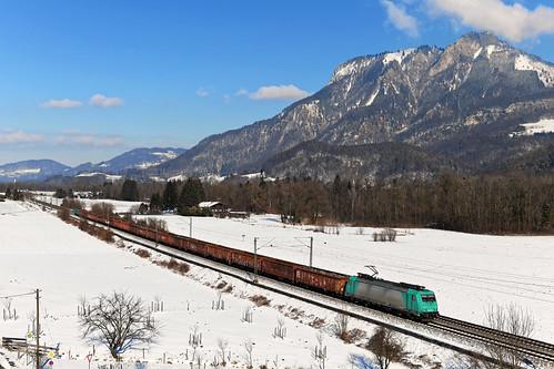 Alpha Trains / Lokomotion 185 576 Kirnstein (7666n)