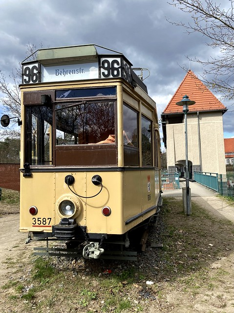 Photo:The historic Tram 96 By ANBerlin [Ondré]