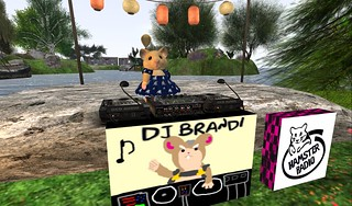 9thApril2021 DJ Brandi at Maymay Pawtee 12Noon-1pmSLT