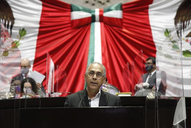 08/04/2021 Tribuna Diputado Ricardo Delsol