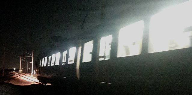 Photo:Night Train By David Jackmanson