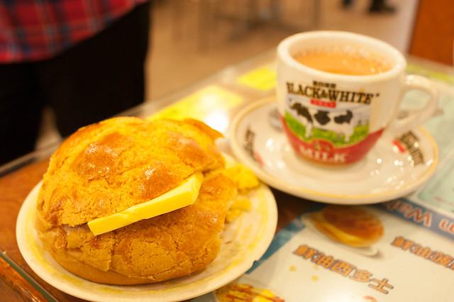 Kam Wah Cafe, 金華冰廳