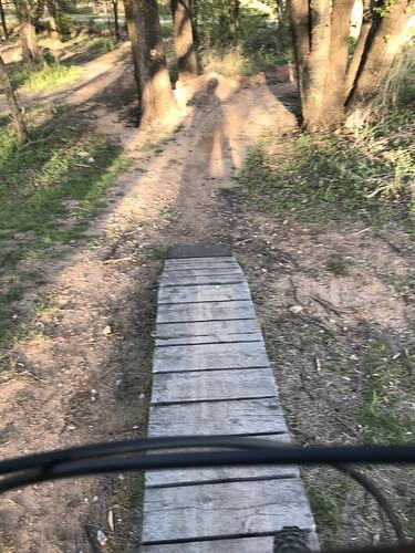 Riding trail