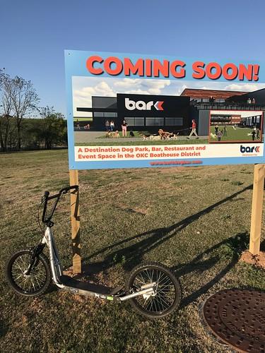 Dog Bar coming soon