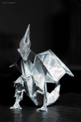 Origami King Dragon (Yoshihisha Kimura)