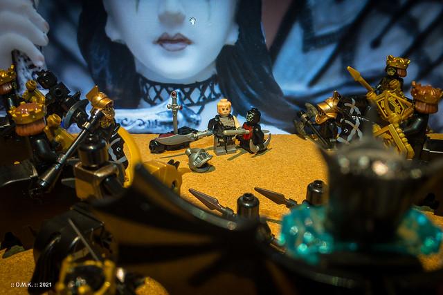 LEGO Minifigure MOC