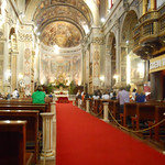 The church of Santo Spirito in Sassia,  the official sanctuary of Divine Mercy in Rome since 1994 - II - https://www.flickr.com/people/145986838@N06/
