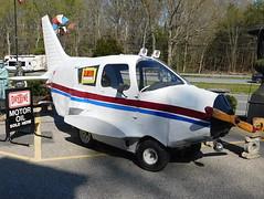 Airplane Golf Cart
