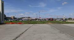 From the Jonesboro Sears parking lot, looking across to Kroger
