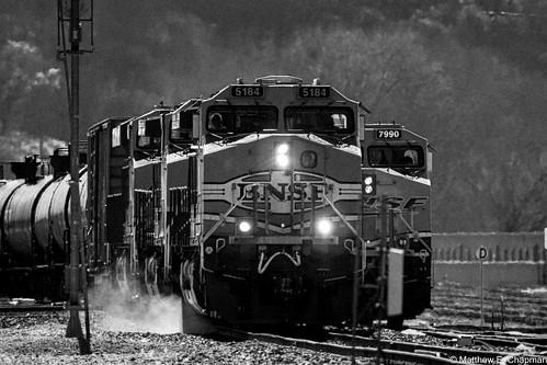 BNSF 5184, BNSF 7990