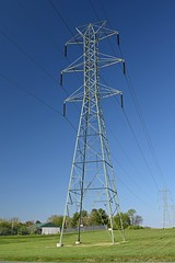 Power transmission lines in Frederick County [01]