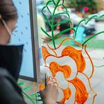 SITC 13 - mural on business window