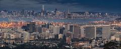Oakland & San Francisco