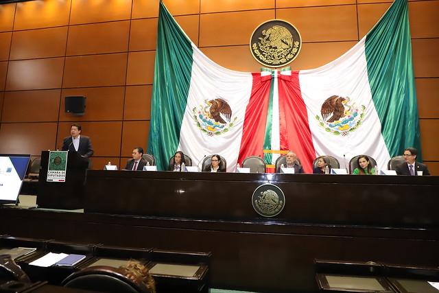 Foro Entre Legisladores en Materia Hacendaria Dip. Mario Delgado
