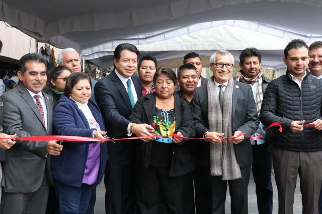 11/12/2018 Exposición Chiapas Dip. Mario Delgado