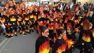 Carnestoltes Flames