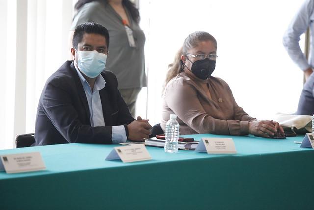 13/04/2021 Comisiones Unidas De Gobernación Y Población Y Pueblos Indígenas