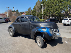 1939 Ford Deluxe Coupe Hot Rod - A/GAS