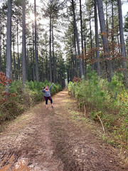 Conway Robinson State Forest Hike
