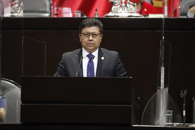 13/04/2021 Tribuna Diputado Ruben Cayetano