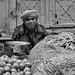 Old Delhi – Veggie seller