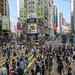 Causeway Bay Crowds, Hong Kong