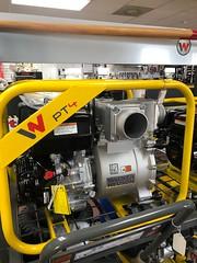 Wacker Neuson PT4A centrifugal trash pump