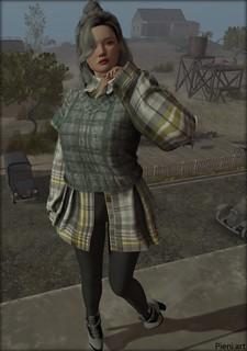 Fashion: Sylvia