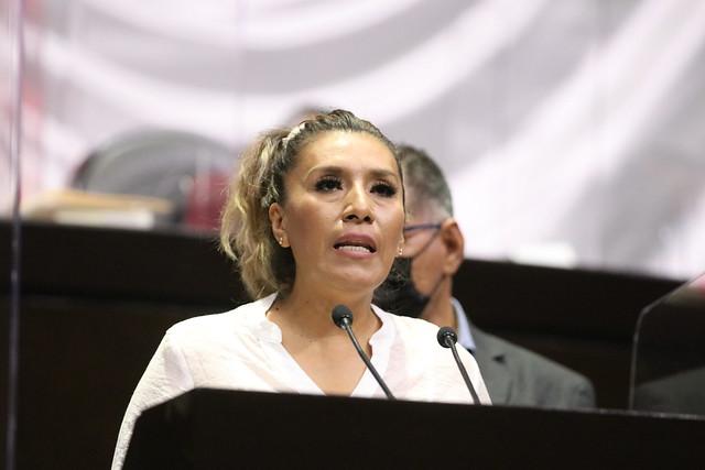 13/04/2021 Tribuna Diputada Araceli Ocampo