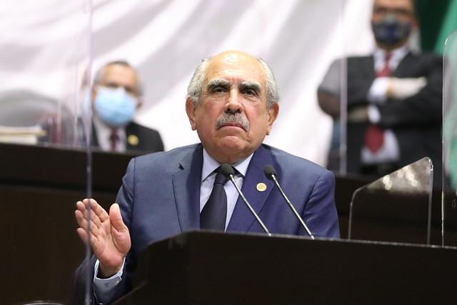13/04/2021 Tribuna Diputado Pablo Gómez