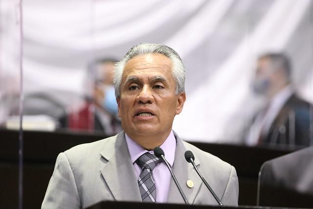 13/04/2021 Tribuna Diputado Roberto Arturo Hernández Tapia