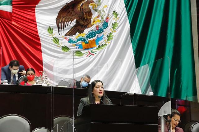 13/04/2021 Tribuna Diputada Rocío Villarauz