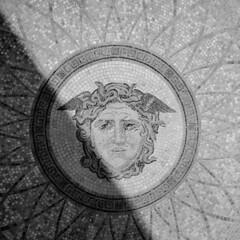 Who Stole Medusa's Eyes?