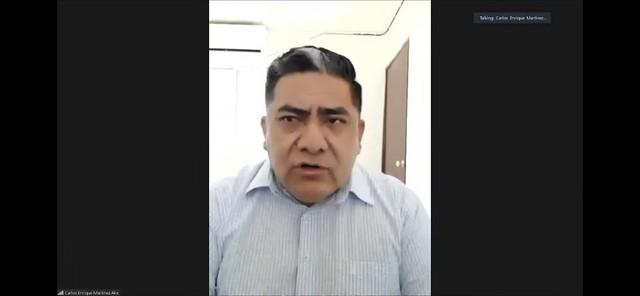 13/04/2021 Tribuna Diputado Carlos Enrique Martínez Aké
