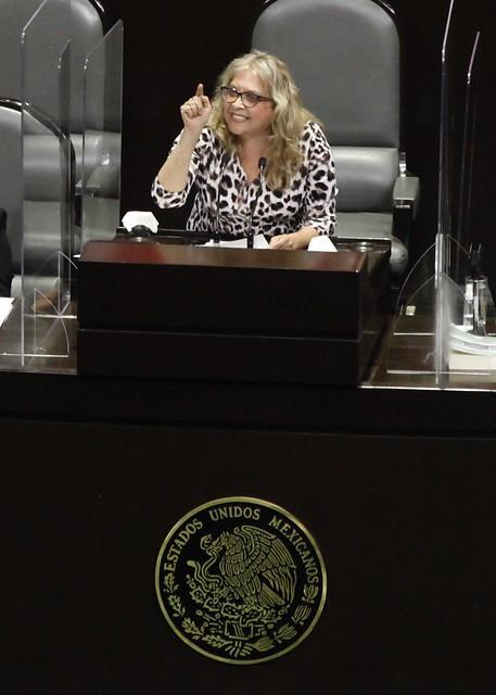 14/04/2021 Tribuna Dip Maria De Los Angeles Huerta Ley Hidrocarburos