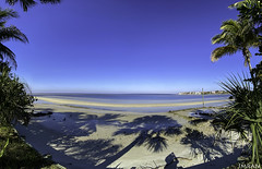 Happy Winter Blues TGIF Tampa Bay Florida Morning Panorama At Symphony Isles  - IMRAN™