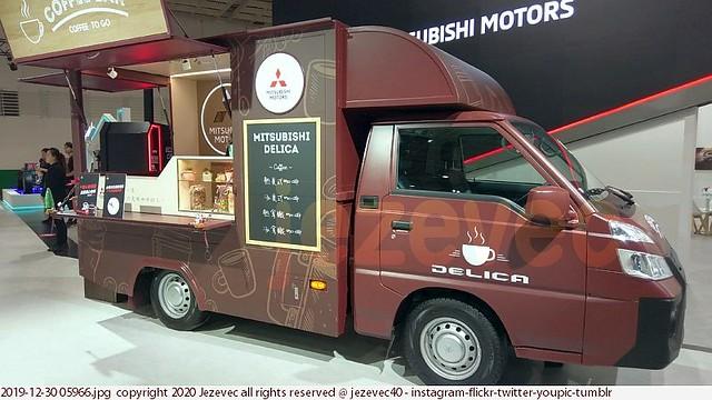 2019-12-30 05966 Mitsubishi 2020 Taipei International Auto Show